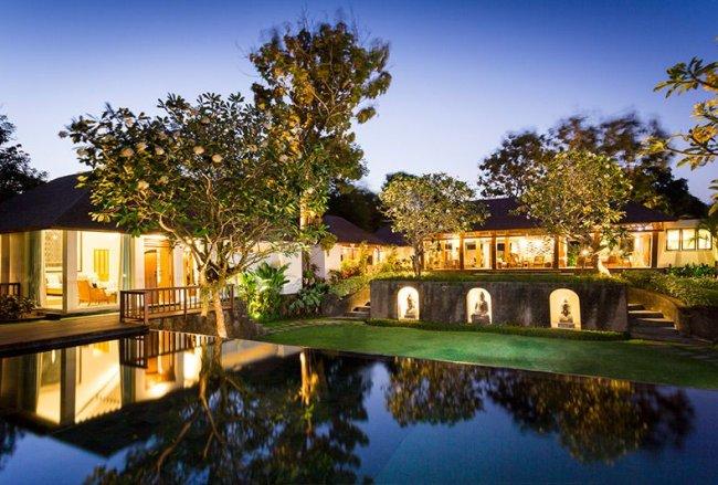 Simona Oasis & Spa - 5 Bedrooms Villa - Bali Villa Rentals in Canggu