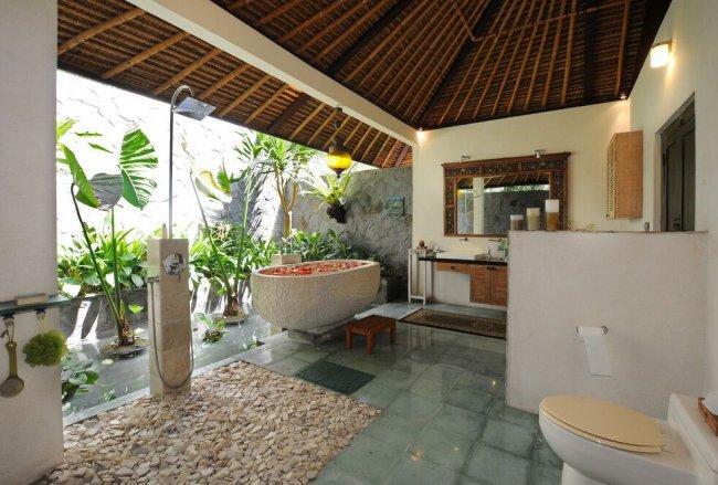 VILLA SAPI - 3 Bedrooms Villa - Bali Villa Rentals in Canggu