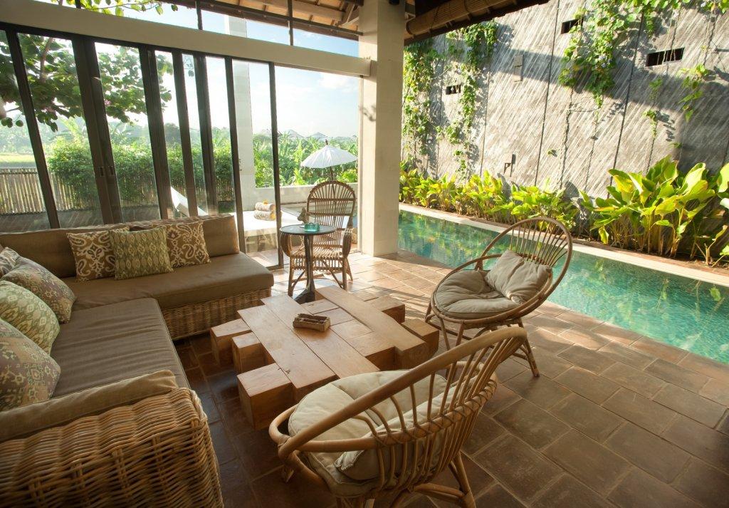Villa Abaca Ketut - 1 Bedroom Villa - Seminyak Luxury Villa