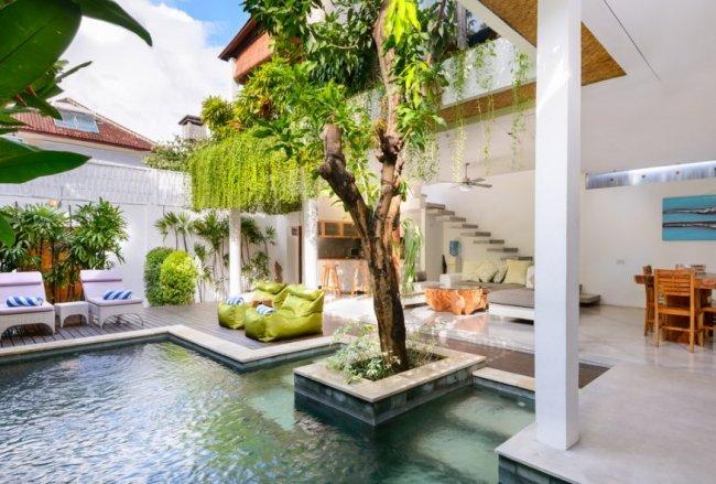 Villa Ace Seminyak - 2 Bedrooms Villa - Bali Villa Rentals in Seminyak