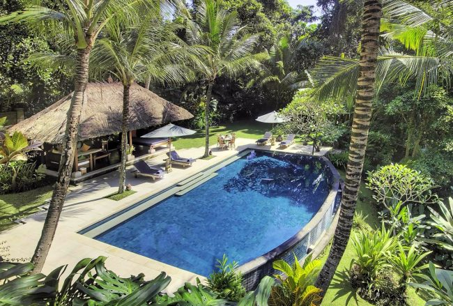 Villa Alamanda Ubud - 4 Bedrooms Villa - Bali Villa Rentals in Ubud