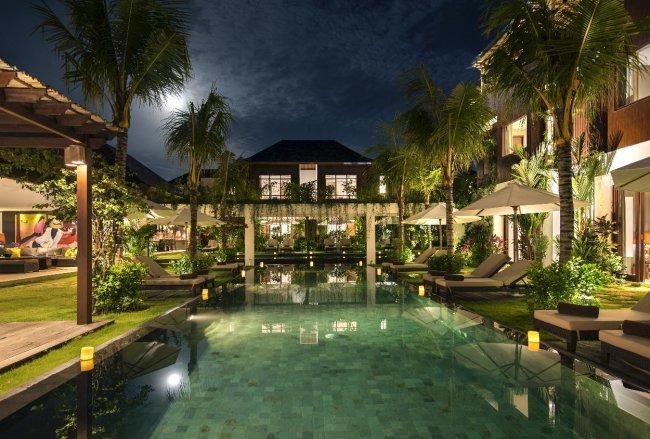 Villa Anam - 10 Bedrooms Villa - Bali Villa Rentals in Seminyak