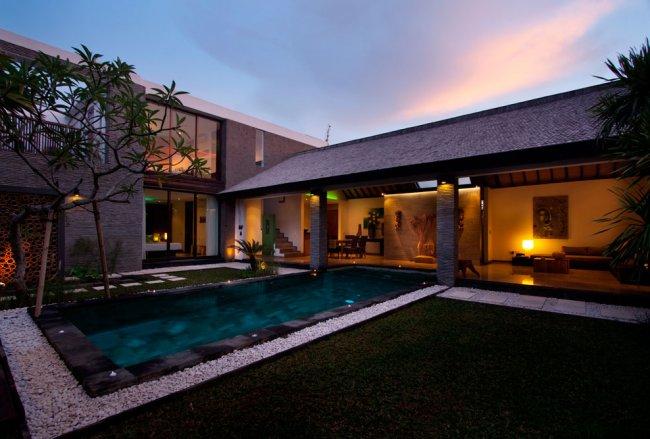 Anjali Green Villa - 2 Bedrooms Villa - Bali Villa Rentals in Seminyak