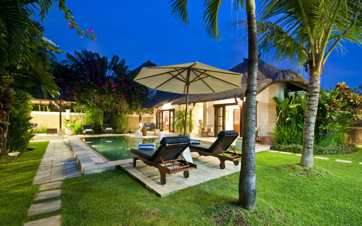 Garden Villa Arjuna Seminyak Bali Bali Villas