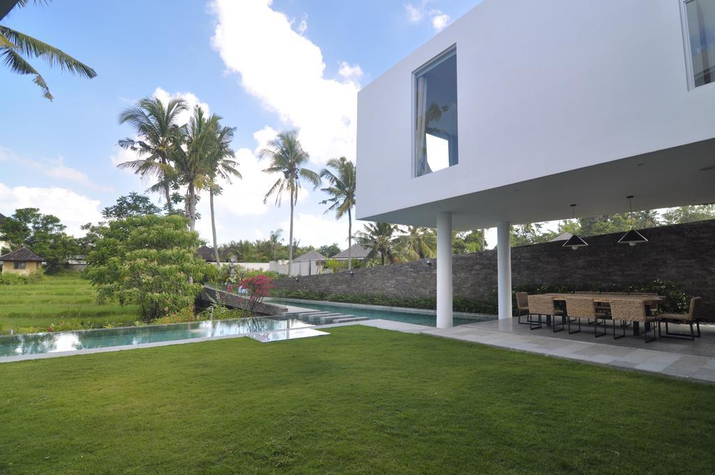 Garden Area Villa Ashoka Canggu Bali Bali Villas