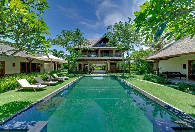 Villa Asmara - 4 Bedrooms Villa - Bali Villa Rentals in Canggu