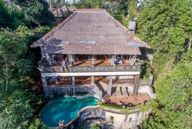 Awang Awang Villa - 4 Bedrooms Villa - Bali Villa Rentals in Gianyar