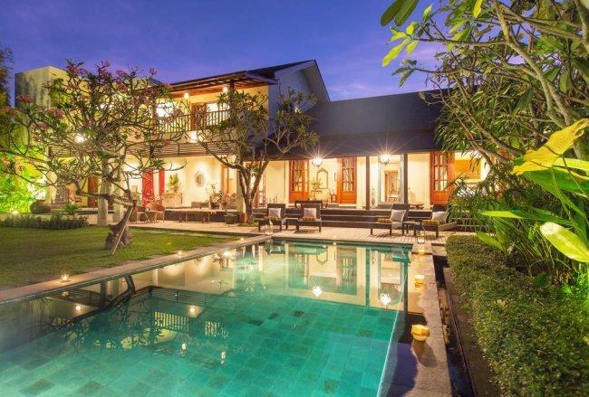 Villa Balidamai - 3 Bedrooms Villa - Bali Villa Rentals in Kerobokan