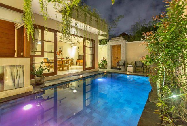 Beautiful Bali Villas - 3 Bedrooms Villa - Bali Villa Rentals in Seminyak