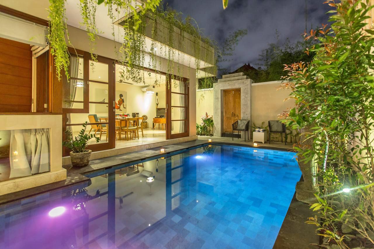 Beautiful Bali Villas In Seminyak Bali Indonesia 3