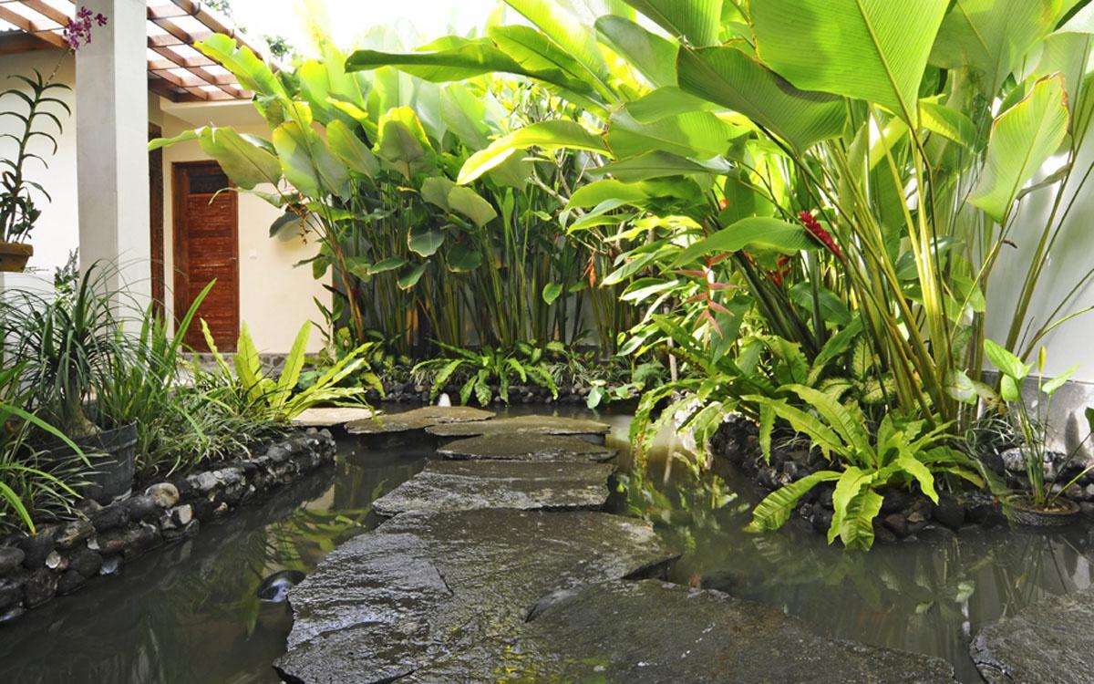 Tropical Garden Villa Beji Ubud Bali Bali Villas