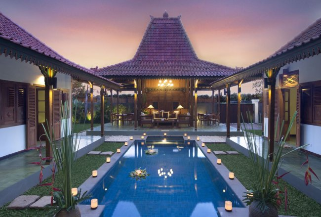Villa Berawa - 3 Bedrooms Villa - Bali Villa Rentals in Canggu