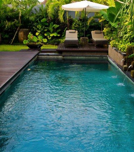 Bersantai Villa - 3 Bedrooms Villa - Bali Villa Rentals in Seminyak