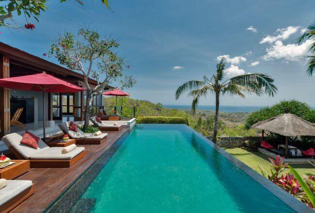 Capung Villa - 3 Bedrooms Villa - Uluwatu Luxury Villa