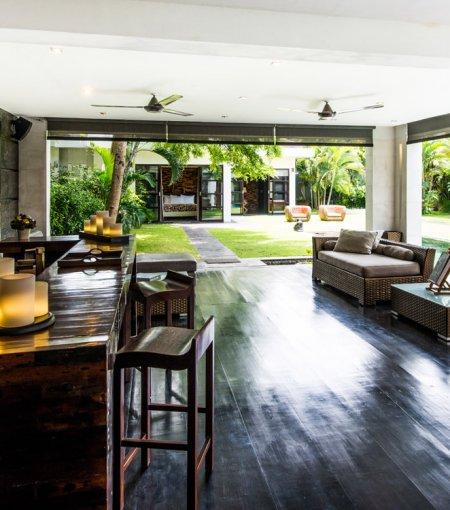 Casa Hannah Villa - 5 Bedrooms Villa - Bali Villa Rentals in Seminyak