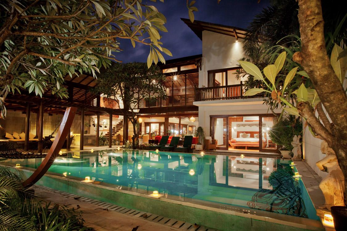 Villa Casis In Sanur Bali Indonesia 6 Bedrooms Villas