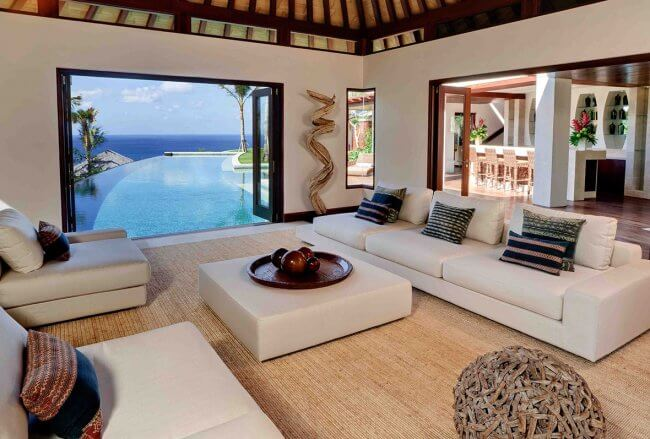 Chintamani Villa - 5 Bedrooms Villa - Bali Villa Rentals in Bukit Unggasan