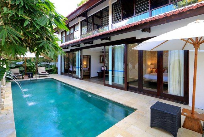 Cinta Seminyak Villas - 3 Bedrooms Villa - Bali Villa Rentals in Seminyak