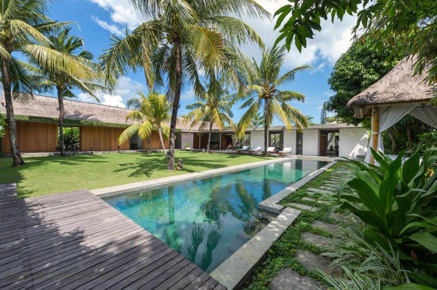 Cocogroove Seminyak Villas In Kuta Legian Bali Indonesia 3 Bedrooms Villas In Bali