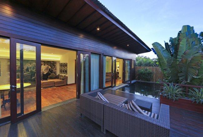 Damou Villa - 1 Bedroom Villa - Bali Villa Rentals in Seminyak