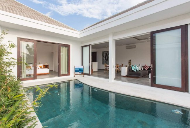 Villa Gajah - 2 Bedrooms Villa - Bali Villa Rentals in Seminyak