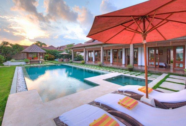 Villa Griya Aditi - 3 Bedrooms Villa - Bali Villa Rentals in Ubud
