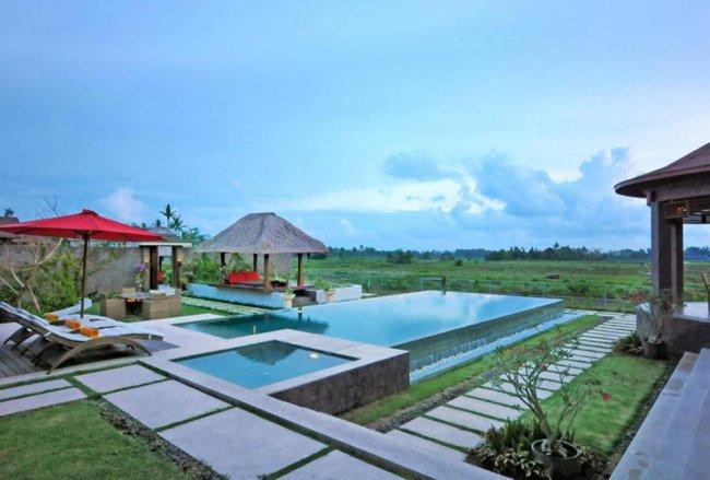 Griya Atma Villa - 3 Bedrooms Villa - Bali Villa Rentals in Ubud