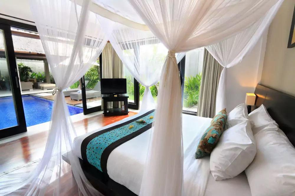 Bedroom Villas Bali Kuta