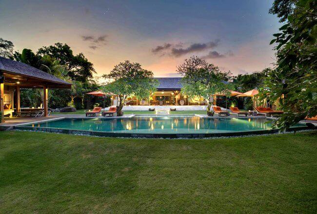 Villa Kavaya - 4 Bedrooms Villa - Bali Villa Rentals in Canggu