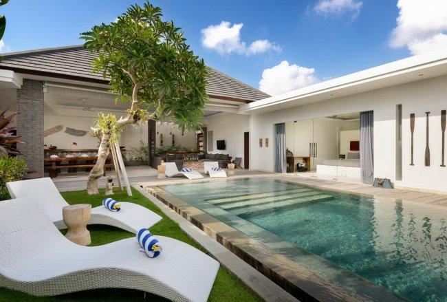 Villa Kyah - 3 Bedrooms Villa - Bali Villa Rentals in Kerobokan
