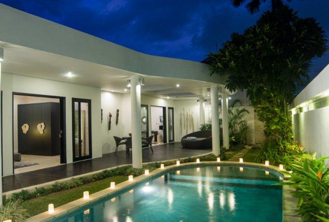Villa Lanai Seminyak - 4 Bedrooms Villa - Bali Villa Rentals in Seminyak