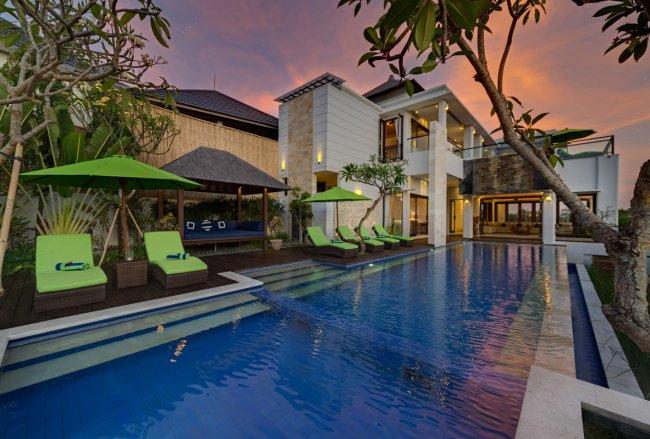 Villa Luwih - 6 Bedrooms Villa - Bali Villa Rentals in Badung