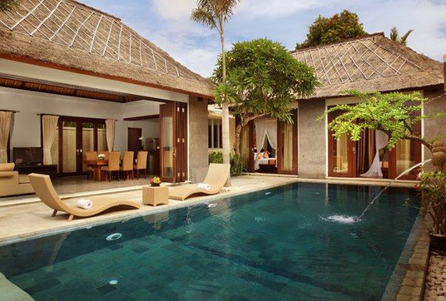 Mahagiri Villas - 4 Bedrooms Villa - Bali Villa Rentals in Sanur