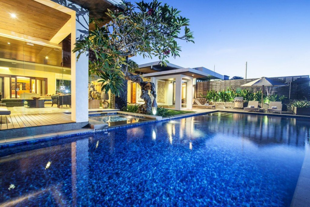 Villa Mahita In Jimbaran Bali Indonesia 3 Bedrooms Villas In Bali