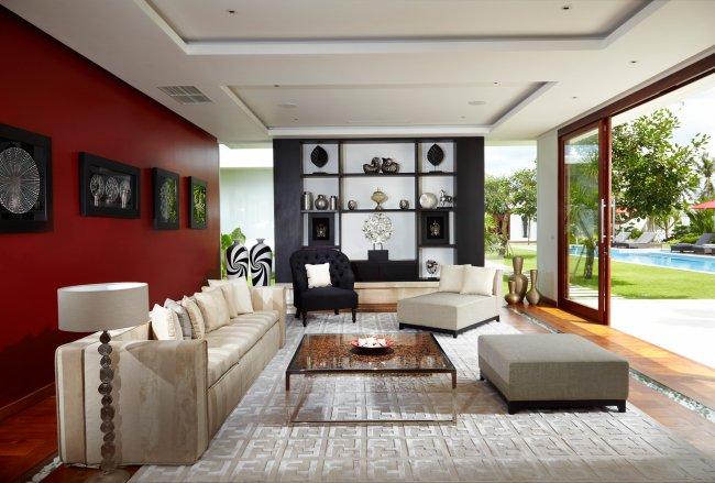 Villa Malaathina - 7 Bedrooms Villa - Bali Villa Rentals in Kerobokan