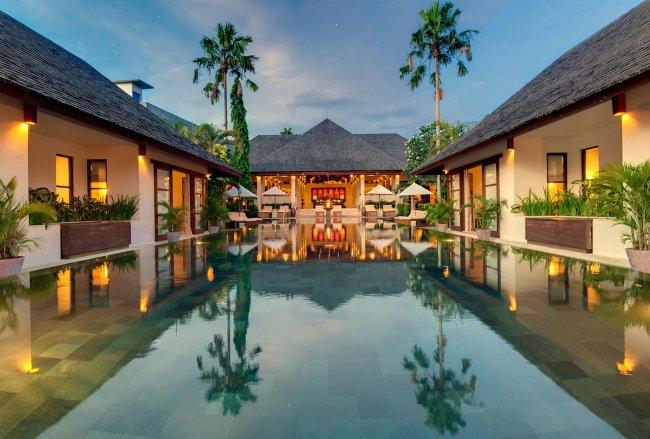 Villa Mandalay - 7 Bedrooms Villa - Bali Villa Rentals in Badung