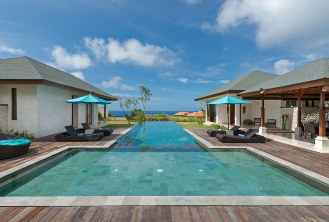 Villa Marie - 6 Bedrooms Villa - Bali Villa Rentals in Bukit Unggasan