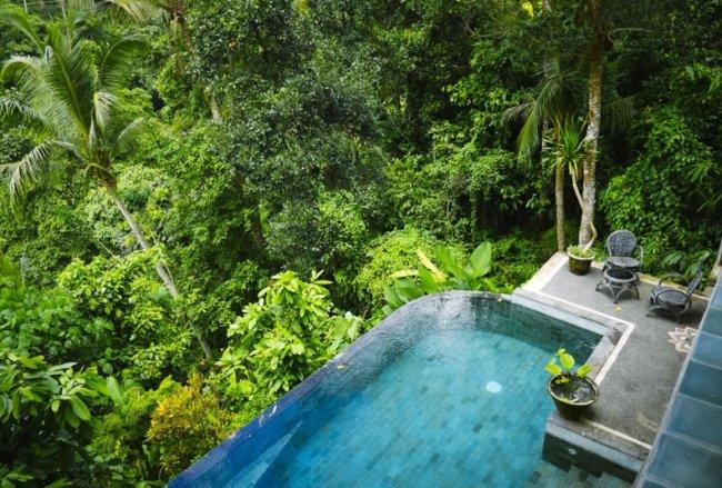 Melah Villa - 1 Bedroom Villa - Bali Villa Rentals in Ubud