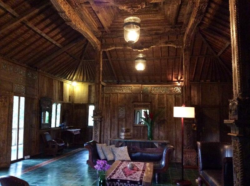 Living Room Villa Melah Ubud Bali Bali Villas