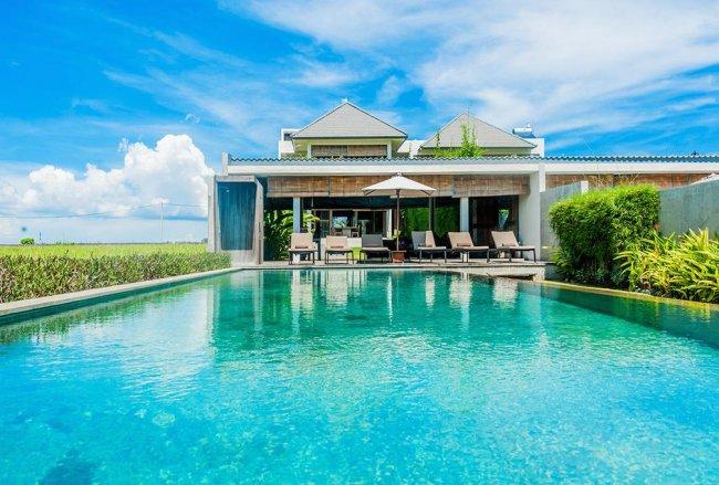 Villa Mengening - 3 Bedrooms Villa - Bali Villa Rentals in Tabanan