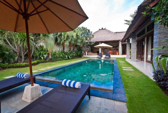 Mimpi Seminyak Villas - 3 Bedrooms Villa - Bali Villa Rentals in Seminyak