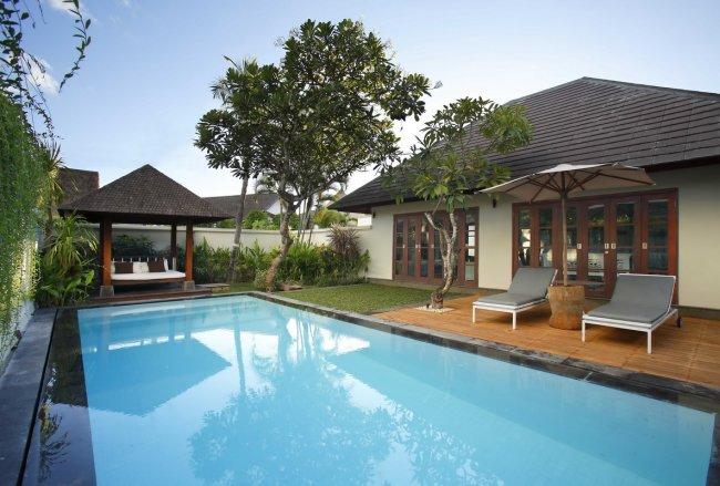 Nunia Villas - 2 Bedrooms Villa - Seminyak Luxury Villa