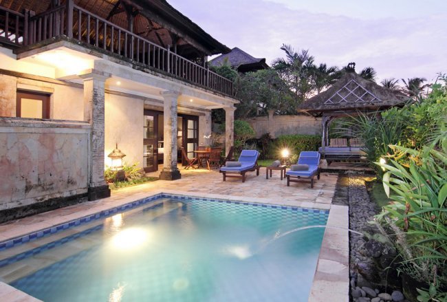 Ocean & Golf Villa - 3 Bedrooms Villa - Tabanan Luxury Villa