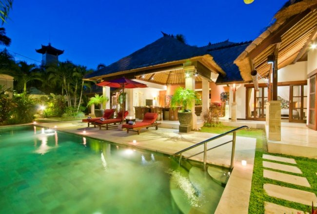 Olive Villa - 3 Bedrooms Villa - Bali Villa Rentals in Seminyak