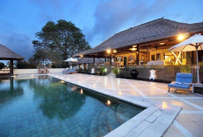 Villa Puri Balangan - 4 Bedrooms Villa - Bali Villa Rentals in Jimbaran