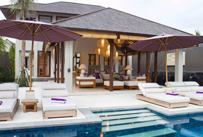 Puri Saanti Villa - 3 Bedrooms Villa - Bali Villa Rentals in Sanur