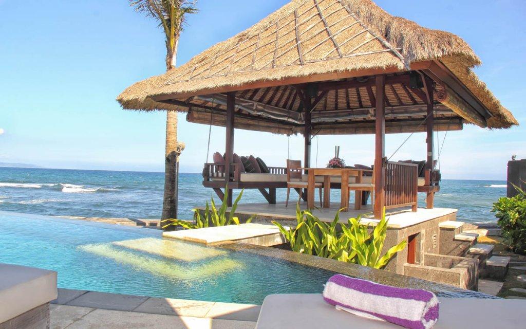Puri Saanti Villa - 3 Bedrooms Villa - Sanur Luxury Villa