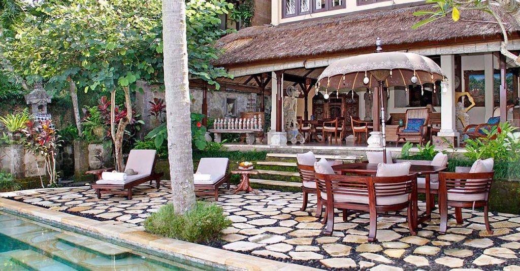 Villa Ria Sayan - 2 Bedrooms Villa - Ubud Luxury Villa