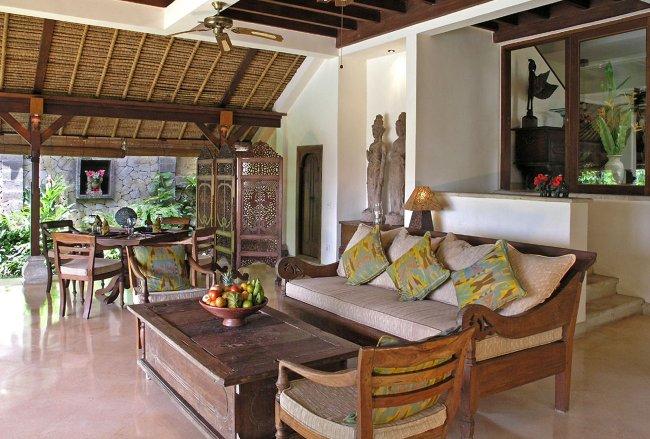 Villa Ria Sayan - 2 Bedrooms Villa - Bali Villa Rentals in Ubud