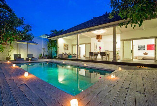 Rosita Seminyak Villa - 2 Bedrooms Villa - Bali Villa Rentals in Seminyak